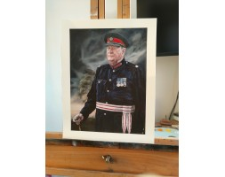 Colonel Edward York, artist proof
